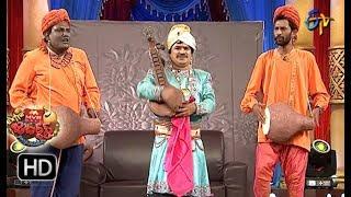 Rocket Raghava Performance   Extra Jabardasth    21st  September 2018   ETV  Telugu