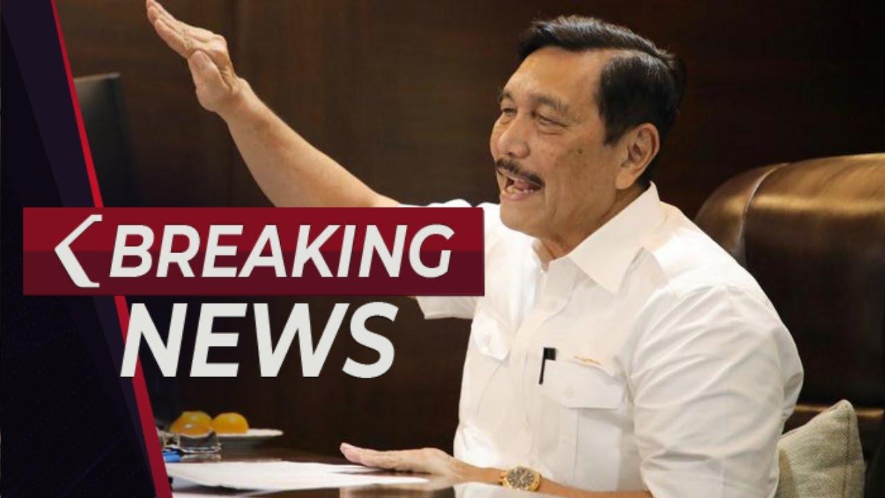 Download BREAKING NEWS - Menko Marves Luhut Binsar Beberkan Evaluasi dan Penerapan PPKM