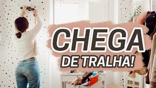 Baixar CHEGA DE TRALHA *bye bye* | Inês Rochinha