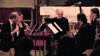 Barnes: Casa Loma Wind Quintet - IV. Mausoleum / Blythwood Winds