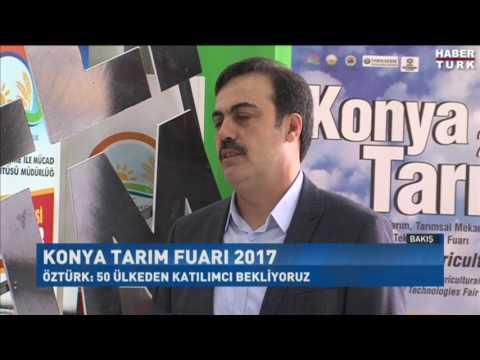 Bakış 22 Mart 2017 - TÜYAP Konya Tarım Fuarı