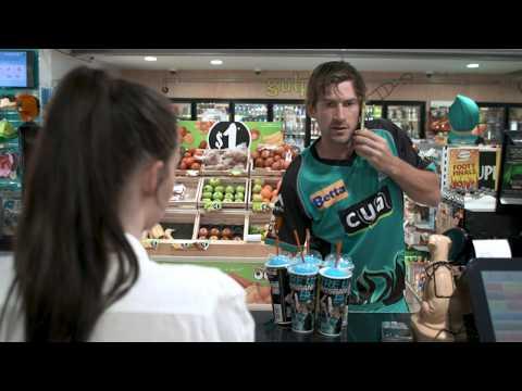 Brisbane Heat Supporters' Credit Card