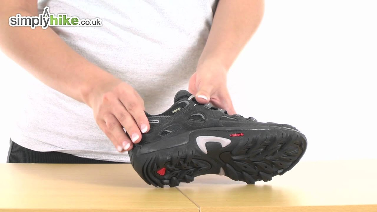 Salomon Womens Exit 2 GTX Walking Shoe simplyhike.co.uk