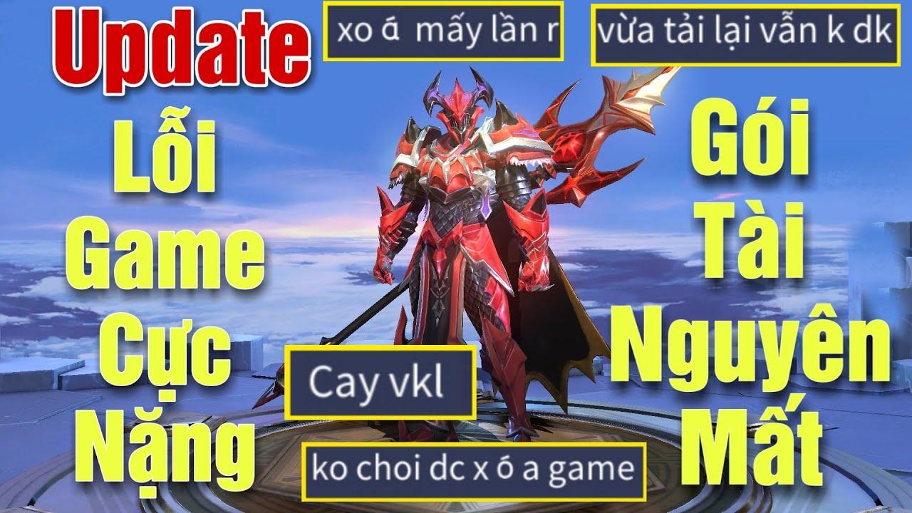 [Gcaothu] Lỗi Game nặng nhất từ trước tới nay không thể chơi game – Cộng đồng phẫn nộ