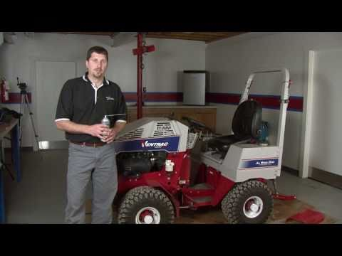 Ventrac Snow Equipment Maintenance - Part 2