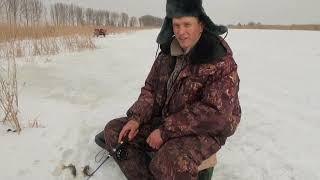 Зимняя рыбалка в Дельте Волги (26.02.12) Часть 3.mp4