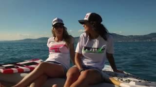 Mantap Wakesurf Swiss Team Rider Girlz opening season