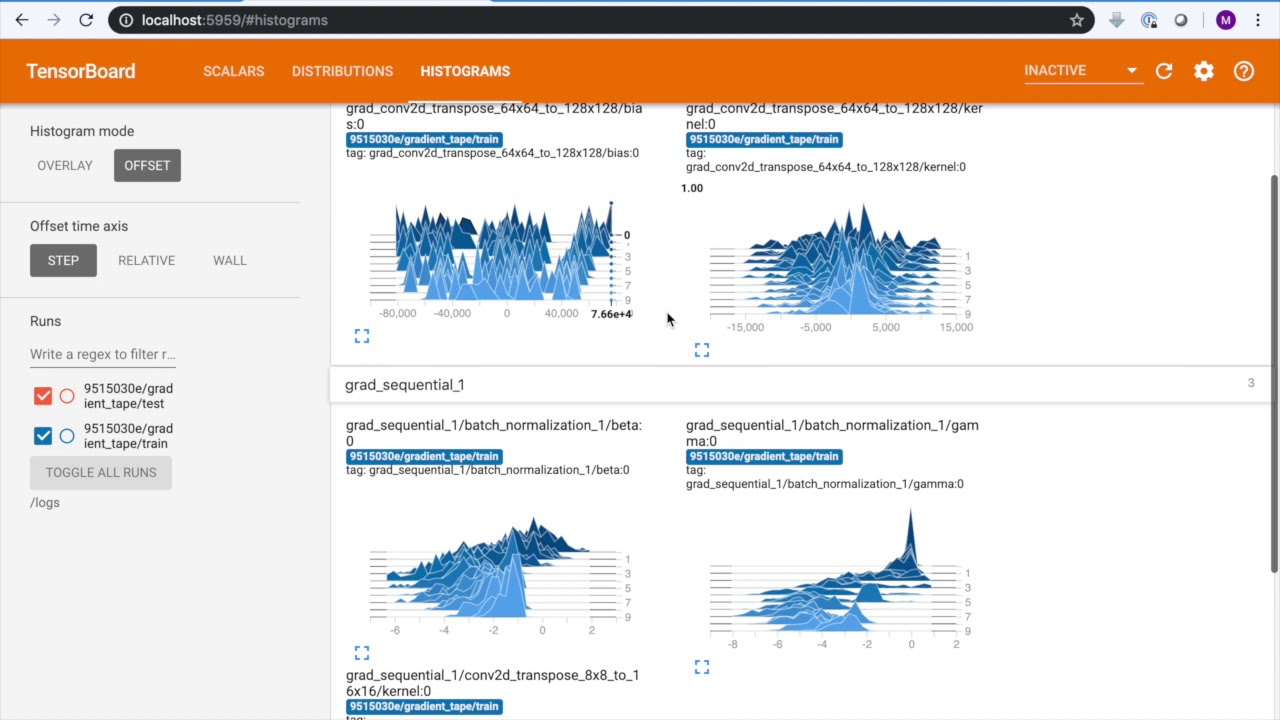 Image segmentation tutorial using Tensorflow & Foundations Atlas
