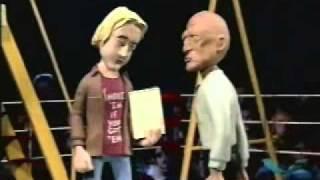 Celebrity Deathmatch - Macaulay Culkin vs. Haley Joel Osment
