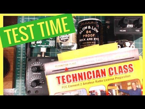 radio audio Amateur technician class