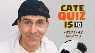 CATEQUIZIS 10 | PROFETAS FÚTBOL CLUB | Juan Manuel Cotelo