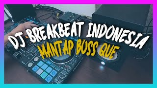 FULL BASS BOSS KU - DJ BREAKBEAT INDONESIA TERBARU 2020
