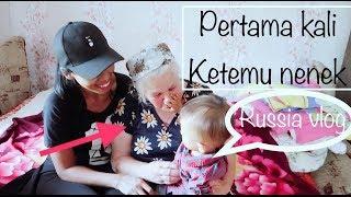 KAMPUNG DI RUSSIA// RASA CABE RAWIT DI RUSSIA //KETEMU BABUSKA PERTAMA KALINYA//