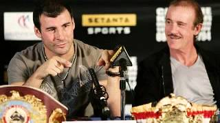 Enzo Calzaghe interview  'Carl Froch is NOT a Special Fighter ' June 2013