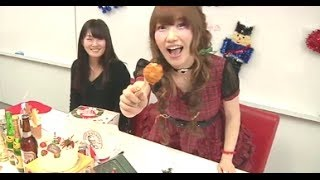 ニコニコ生放送では、12月23日(水)20時より、 内田彩 X'MAS特番~アル...
