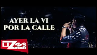 "BANDA MS ""EN VIVO"" - AYER LA VI POR LA CALLE (VIDEO OFICIAL)"