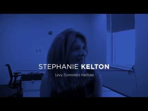 1° International Conference of MMT - Rete MMT intervista Stephanie Kelton