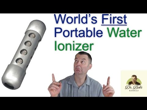 Travel Alkaline Water Ionizer Stick