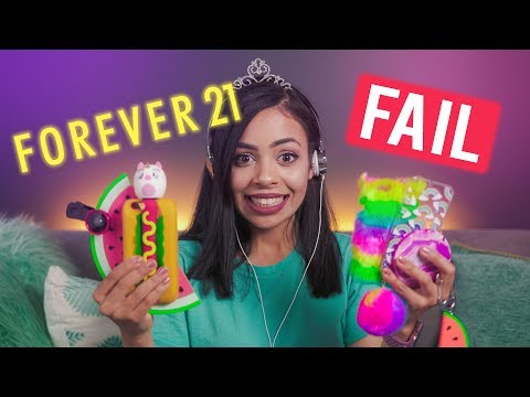 Forever 21 Tech Haul FAIL!