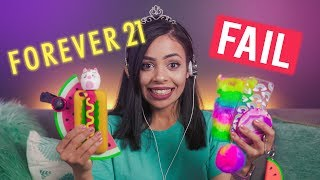 Forever 21 Tech Haul FAIL!