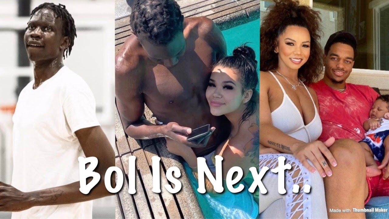 Bol Bol And PJ Washington Are Trapped With Mulan & Brittany