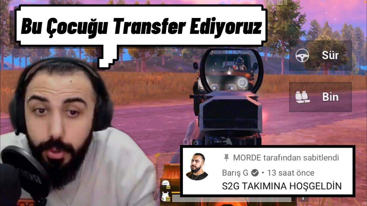 """BARIŞ G Yayında Beni İzliyor """"Bu Çocuk Baya İyi"""""""