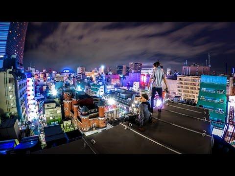 TOKYO NIGHT ADVENTURES