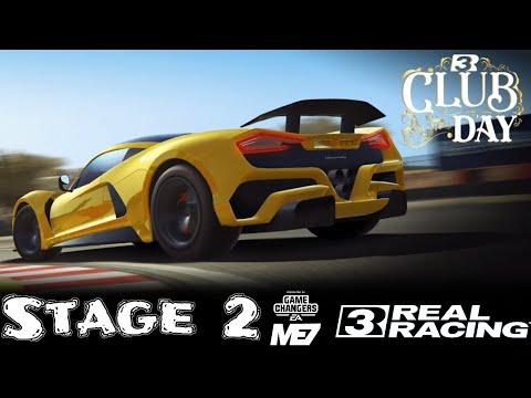 Club Day – Venom F5 – Stage 2