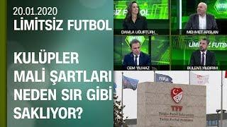 Ali Koç'un açıklamalarına kim ne dedi? Süper Lig'de 18. haftanın özeti...-Limitsiz Futbol 20.01.2020