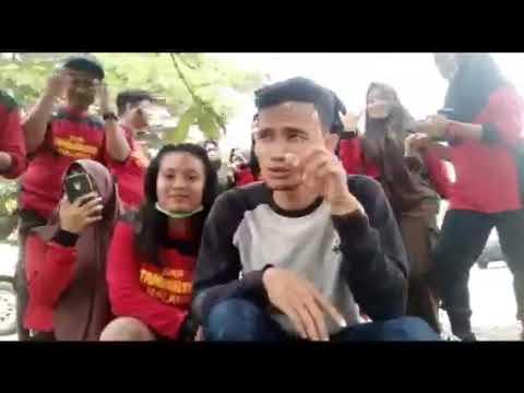 HUT TNI 73 bersama SMP Taman Siswa Malang 6 Oktober 2018