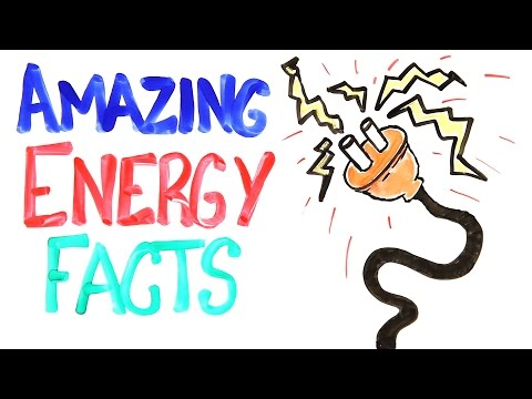 Amazing Energy Facts To Blow Your Mind