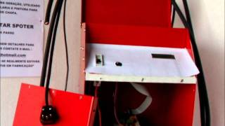 Repuxadora Eletrica - Spoter