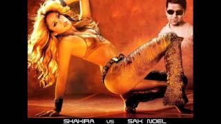 Shakira vs. Sak Noel - Whenever The Heck (Lightray Clean Mashup)