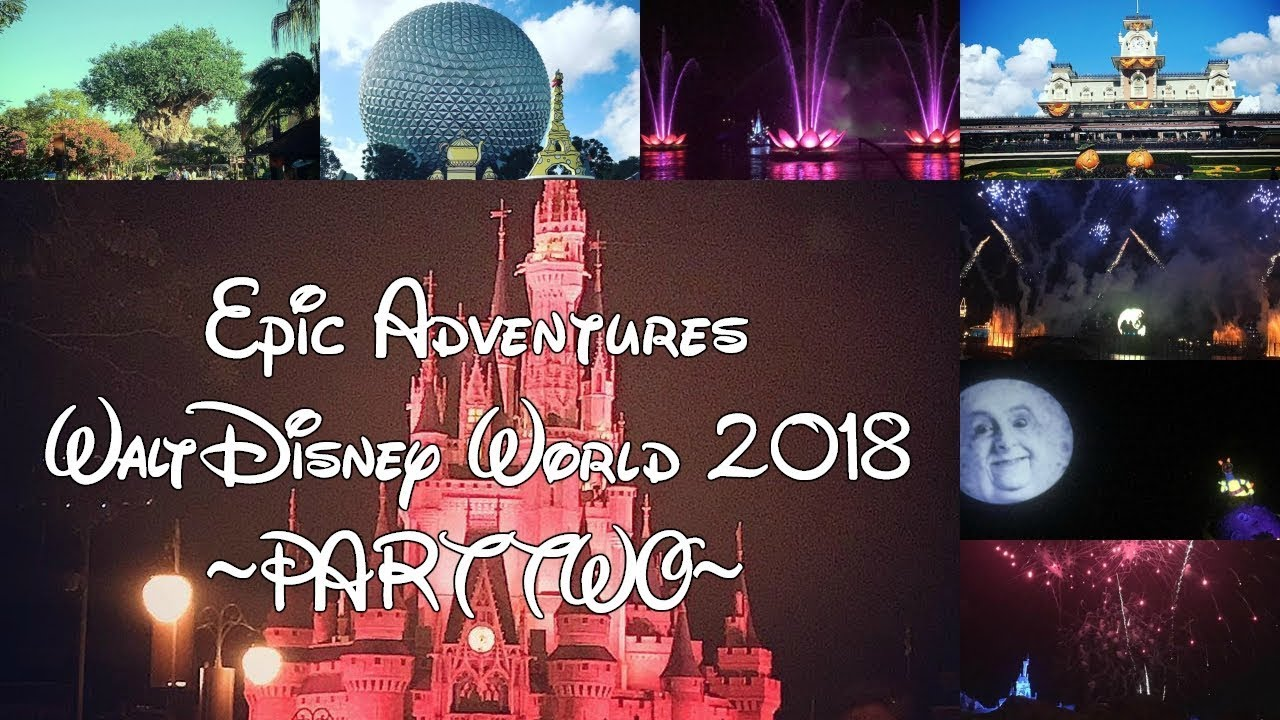 LIZZY GOES TO DISNEY WORLD ~PART TWO~ | Epic Adventures