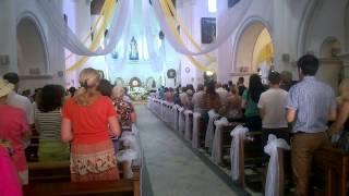 Католическая служба в Красном Костеле в Минске(, 2014-05-27T17:11:49.000Z)