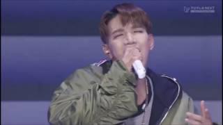 """JUN.K [2PM] """"LOVE LETTER"""" Ver live concert"""