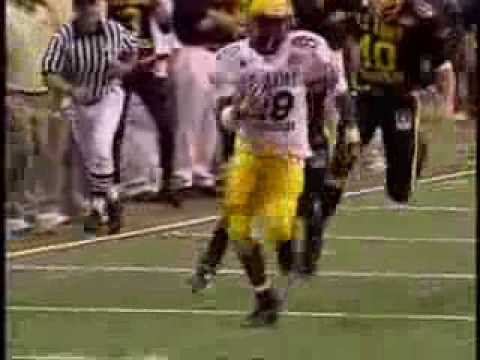 2004 Army Bowl | Adrian Peterson Highlights