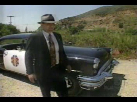 Highway Patrol Broderick Crawford 1955 Buick #3