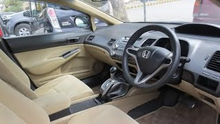 Honda Civic 2009 I-vtec Prosmatec Review