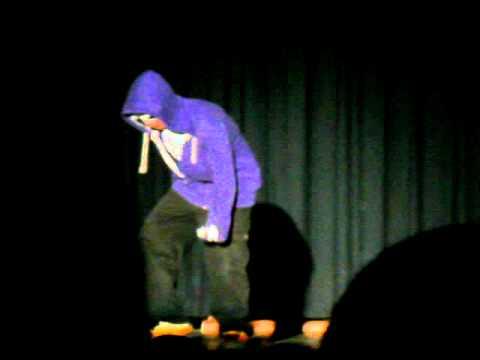 Union High School's 2011 Talent Show, The Mimic