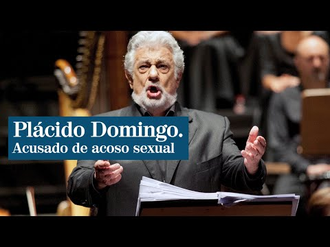 Sarykarmen Rivera  - Acusan de abuso sexual a Plácido Domingo