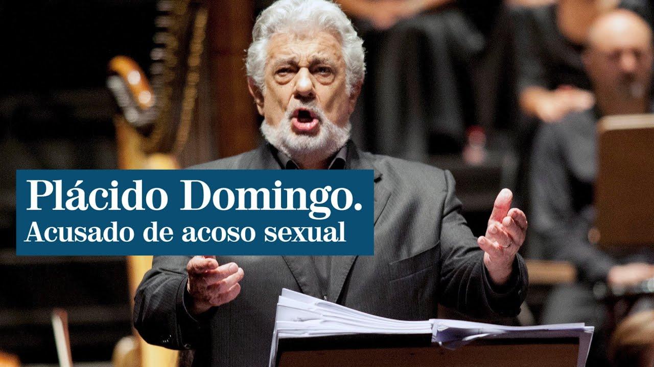 """Éstas son todas las acusaciones de acoso sexual contra Plácido Domingo: """"Siempre te estaba tocando"""""""