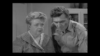The Andy Griffith Show S02E23 Aunt Bee The Warden