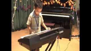 Trường tiểu học Xuân La tiết mục biểu diễn organ 0946836968