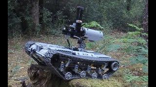 [MOC] Lego Technic Char de Combats FULL RC - EPIC Tests