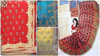 Ethnic Sarees खूबसूरत साड़ियों के थोक विक्रेता | Bollywood Designer Party Wear Sarees | Go Girls