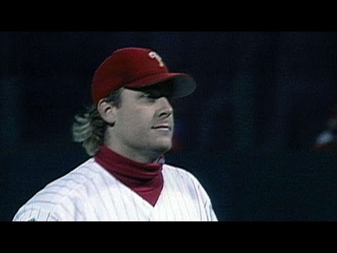 1993 WS Gm5: Schilling shuts out the Jays on five hit