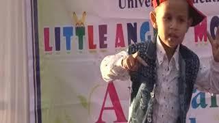Little Angels Model School,Shirdi. GATHERING 2019