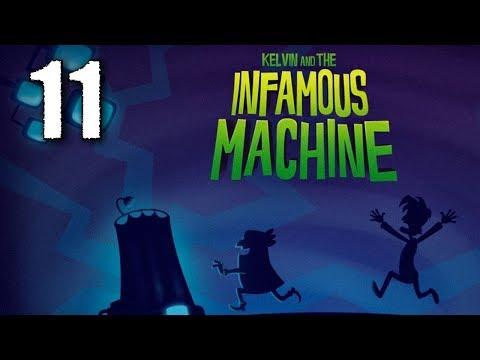 "Let´s Play ""Kelvin and the Infamous Machine"" #11 (German/Deutsch) AHHH LEICHEN! [HD+]"