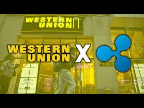 Western Union Using Ripple & XRP For Cross Border Payments